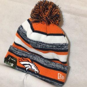 Denver Broncos NFL Beanie
